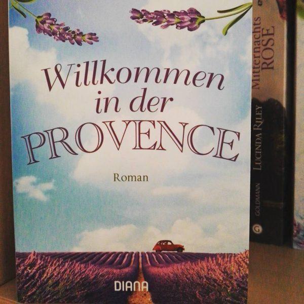 Willkommen in dre Provence
